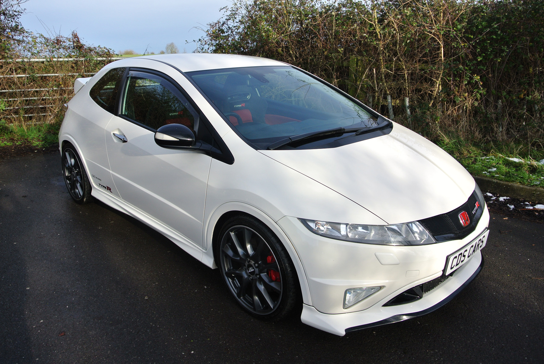 Images. Description. Great example of a rare Mugen edition FN2 Civic Type R  ...